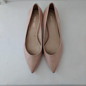 Powder pink pumps 🍧 NINE WEST